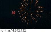 Купить «Салют в небе», видеоролик № 4642132, снято 12 мая 2013 г. (c) Игорь Жоров / Фотобанк Лори