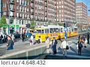 Улицы Будапешта (2013 год). Редакционное фото, фотограф Чернышев Александр Анатольевич / Фотобанк Лори