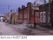 Купить «Томск. Улица Бакунина», фото № 4657824, снято 10 мая 2013 г. (c) Воронецкая Ольга / Фотобанк Лори