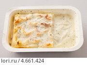Замороженное картофельное пюре. Стоковое фото, фотограф Максим Шебеко / Фотобанк Лори
