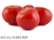 Купить «Спелые красные помидоры», фото № 4663904, снято 12 мая 2013 г. (c) Литвяк Игорь / Фотобанк Лори
