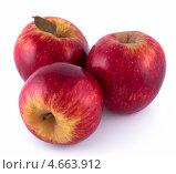 Купить «Красные яблоки», фото № 4663912, снято 25 мая 2013 г. (c) Литвяк Игорь / Фотобанк Лори