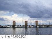 Мельницы. Стоковое фото, фотограф Илья Хаскин / Фотобанк Лори