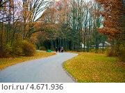 Осень. Стоковое фото, фотограф Дархел / Фотобанк Лори