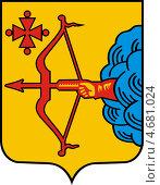 Купить «Герб Кировской области», иллюстрация № 4681024 (c) VectorImages / Фотобанк Лори