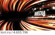 Купить «Video of a orange tunnel», видеоролик № 4693196, снято 27 июня 2019 г. (c) Wavebreak Media / Фотобанк Лори