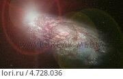 Купить «Galaxy», видеоролик № 4728036, снято 27 июня 2019 г. (c) Wavebreak Media / Фотобанк Лори