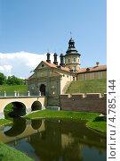 Купить «Несвижский замок, Несвиж, Беларусь», фото № 4785144, снято 6 июня 2013 г. (c) Инна Грязнова / Фотобанк Лори