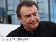 Алексей Учитель (2013 год). Редакционное фото, фотограф Денис Макаренко / Фотобанк Лори
