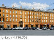 """Купить «Отель """"Англетер"""", Санкт-Петербург», фото № 4796368, снято 3 июня 2013 г. (c) Валерия Попова / Фотобанк Лори"""