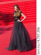 Анна Горшкова (2013 год). Редакционное фото, фотограф Денис Макаренко / Фотобанк Лори