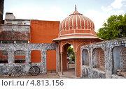 На крыше Джайпура (2012 год). Стоковое фото, фотограф Юлия Деденок / Фотобанк Лори