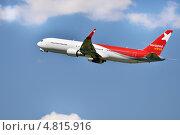 Самолет (2013 год). Редакционное фото, фотограф Леонид Чернышов / Фотобанк Лори
