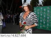 Купить «Певец   Валерий Леонтьев», фото № 4827684, снято 27 июля 2011 г. (c) irina vasilevica / Фотобанк Лори