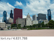 Чикаго, США (2013 год). Редакционное фото, фотограф Ekaterina Shustrova / Фотобанк Лори