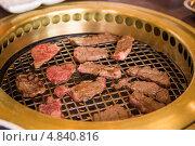 Купить «Мраморная говядина горы Дайсен. Япония», фото № 4840816, снято 12 октября 2010 г. (c) Gagara / Фотобанк Лори
