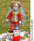 Традиционные рязанские куклы-обереги (2013 год). Редакционное фото, фотограф Инна Грязнова / Фотобанк Лори
