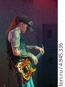Купить «Сергей Маврин», эксклюзивное фото № 4845336, снято 4 июля 2013 г. (c) Иван Карпов / Фотобанк Лори