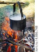 Купить «Уха», фото № 4886748, снято 17 июня 2013 г. (c) Константин Кург / Фотобанк Лори