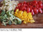 Овощи для ризотто. Стоковое фото, фотограф Галина Нагаева / Фотобанк Лори