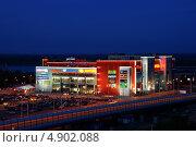 Торговый центр (2010 год). Редакционное фото, фотограф Виктор Шилин / Фотобанк Лори
