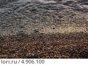 Черное море. Стоковое фото, фотограф Анна Самохина / Фотобанк Лори
