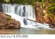 Водопад. Стоковое фото, фотограф Petro Shostak / Фотобанк Лори