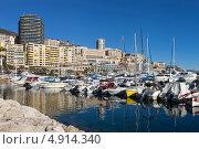 Купить «Княжество Монако», фото № 4914340, снято 16 января 2013 г. (c) Евгения Фашаян / Фотобанк Лори