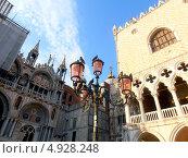 Площадь Сан-Марко, Венеция. Стоковое фото, фотограф Александра Каргаполова / Фотобанк Лори
