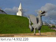 Дракон Зилант (2012 год). Редакционное фото, фотограф александр афанасьев / Фотобанк Лори