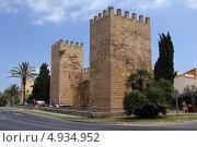 Купить «Майорка, Алькудия, крепость», фото № 4934952, снято 25 июня 2013 г. (c) Елена Троян / Фотобанк Лори