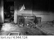Заброшенная квартира. Стоковое фото, фотограф Владимир / Фотобанк Лори