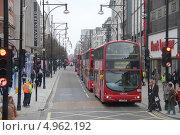 Лондонский транспорт (2013 год). Редакционное фото, фотограф Elena Ritschard / Фотобанк Лори