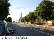Улица г. Коломны (2013 год). Стоковое фото, фотограф Ольга И / Фотобанк Лори