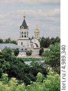 Купить «Богородице-Рождественский мужской монастырь. г.Владимир», эксклюзивное фото № 4989340, снято 11 июля 2013 г. (c) stargal / Фотобанк Лори
