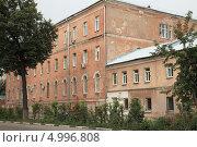 Купить «Старый дом на улице Каширина. Рязань.», фото № 4996808, снято 4 августа 2013 г. (c) УНА / Фотобанк Лори