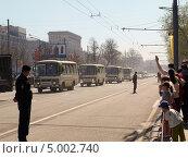 День победы 9 мая. Москва (2013 год). Редакционное фото, фотограф Багрянов / Фотобанк Лори