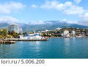 Купить «Ялта. Крым», фото № 5006200, снято 15 ноября 2012 г. (c) Типляшина Евгения / Фотобанк Лори