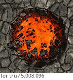 Купить «Круг огня», иллюстрация № 5008096 (c) Анна Павлова / Фотобанк Лори