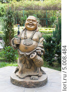 Купить «Бог счастья, Хоттэй», фото № 5008484, снято 14 июля 2013 г. (c) Николай Мухорин / Фотобанк Лори