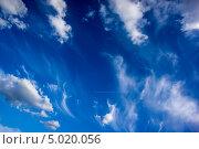 Небо. Стоковое фото, фотограф Корнева Юлия / Фотобанк Лори