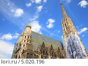 Купить «Собор Святого Стефана в Вене, Австрия», фото № 5020196, снято 18 июня 2019 г. (c) Sergey Borisov / Фотобанк Лори