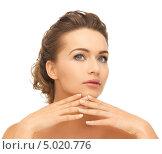 Купить «Красивая молодая женщина с подтянутой кожей», фото № 5020776, снято 17 марта 2013 г. (c) Syda Productions / Фотобанк Лори