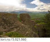 Белоградчикские скалы (2010 год). Стоковое фото, фотограф Искрен Петров / Фотобанк Лори