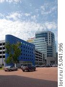 Купить «Калининград. Административные, офисные здания», эксклюзивное фото № 5041996, снято 25 мая 2013 г. (c) Svet / Фотобанк Лори