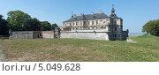 Замок в Подгорцах (2013 год). Стоковое фото, фотограф Инесса Скрипкина / Фотобанк Лори