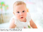 Купить «ребёнок», фото № 5054612, снято 26 октября 2012 г. (c) Андрей Армягов / Фотобанк Лори