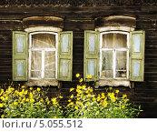 Купить «Деревянный Иркутск», фото № 5055512, снято 7 сентября 2008 г. (c) Мария Николаева / Фотобанк Лори