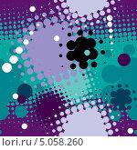 Купить «Бесшовный абстрактный фон», иллюстрация № 5058260 (c) Касьянова Татьяна / Фотобанк Лори