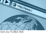 Купить «Адресная строка браузера», фото № 5063164, снято 15 сентября 2013 г. (c) Jan Mikš / Фотобанк Лори